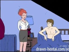 Ugly Americans Hentai - Succubus softer side Thumb