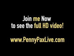Hot Horny Penny Pax & Fat Dick Alex Legend Fuck Lily Labeau! Thumb