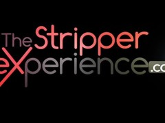 The Stripper Experience - Bombshell Sarah Jessie suck and fuck a big dick Thumb