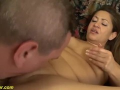 chubby moms first deep anal sex Thumb