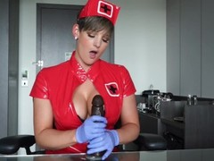 GRAB THAT COCK AND GIVE NURSE BROOKS YOUR SAMPLE XXX Thumb