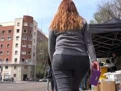Spanish candid asses PAWGs and curvy women from GLUTEUS DIVINUS Thumb